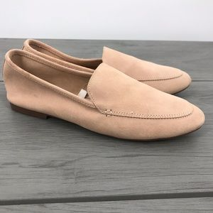 a new day leather upper shoe loafer flats 11